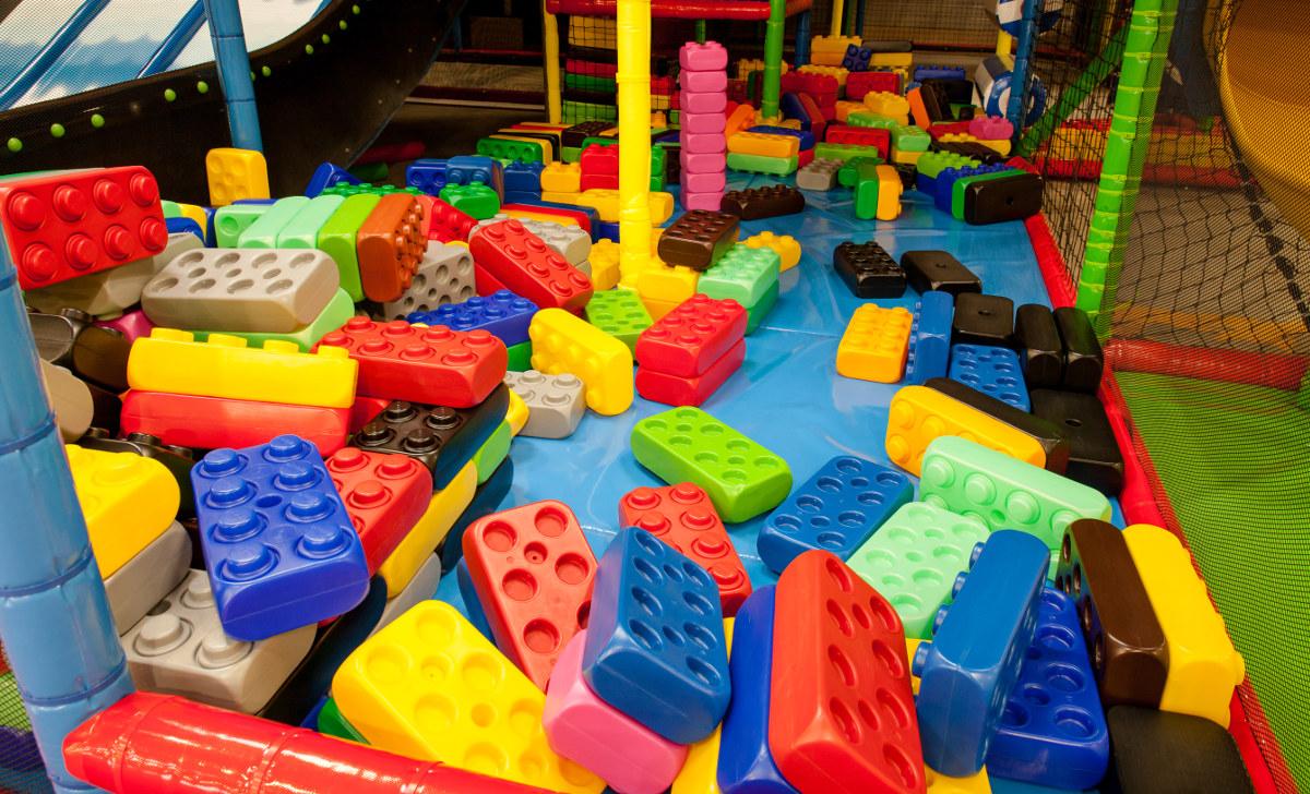 Legos géants
